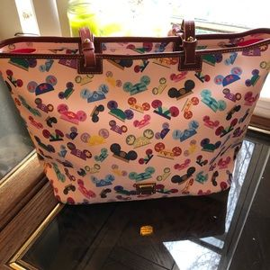 Dooney and Bourke Disney Princess Ear Hat Purse
